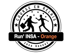 Run'INSA Orange @ Rennes | Bretagne | France